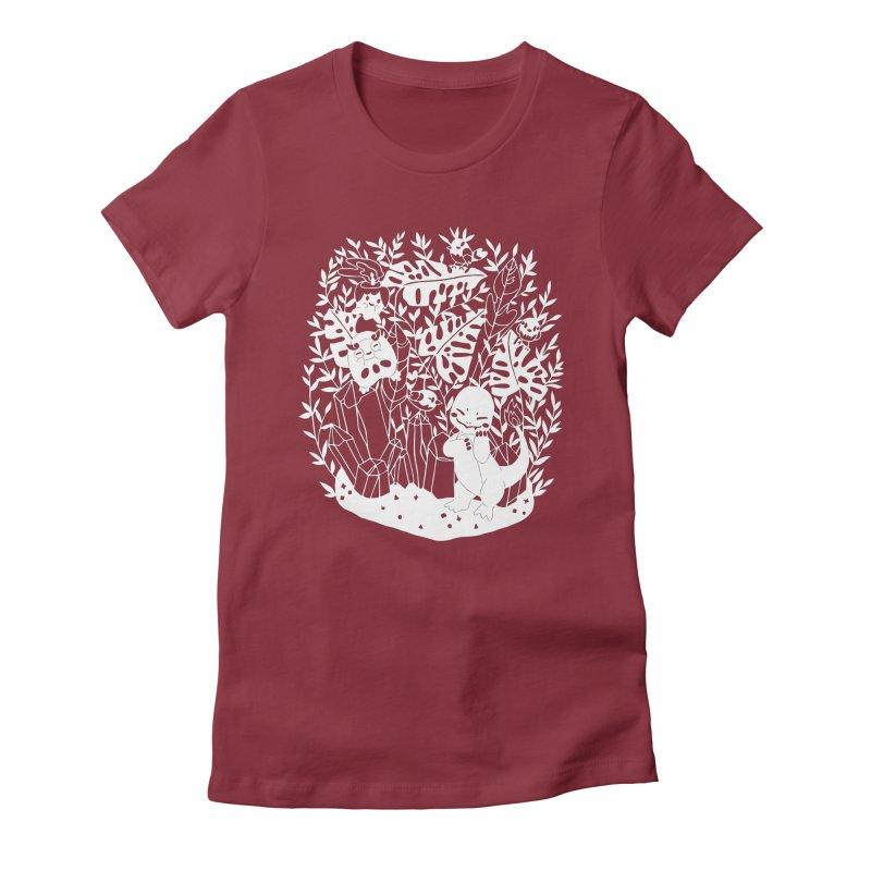 All Fired Up! Women's T-Shirt by catfriendo's Artist Shop