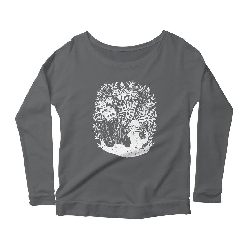 All Fired Up! Women's Longsleeve T-Shirt by catfriendo's Artist Shop