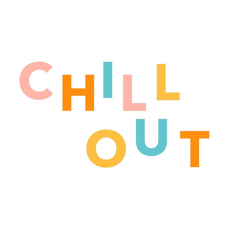 chill out by cathconofolio's Artist Shop