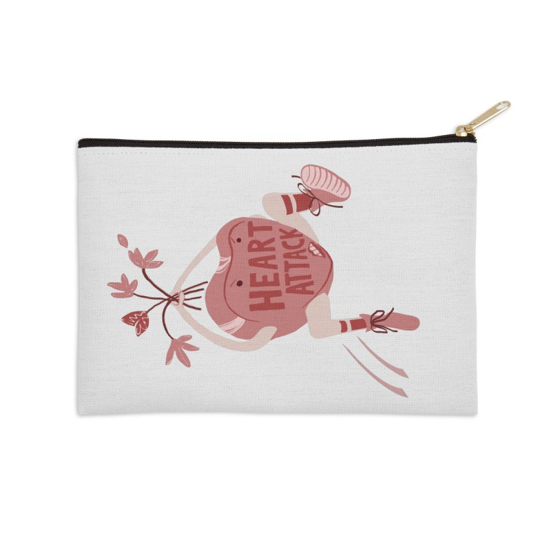 We Need to Talk Accessories Zip Pouch by Food & Stuffs