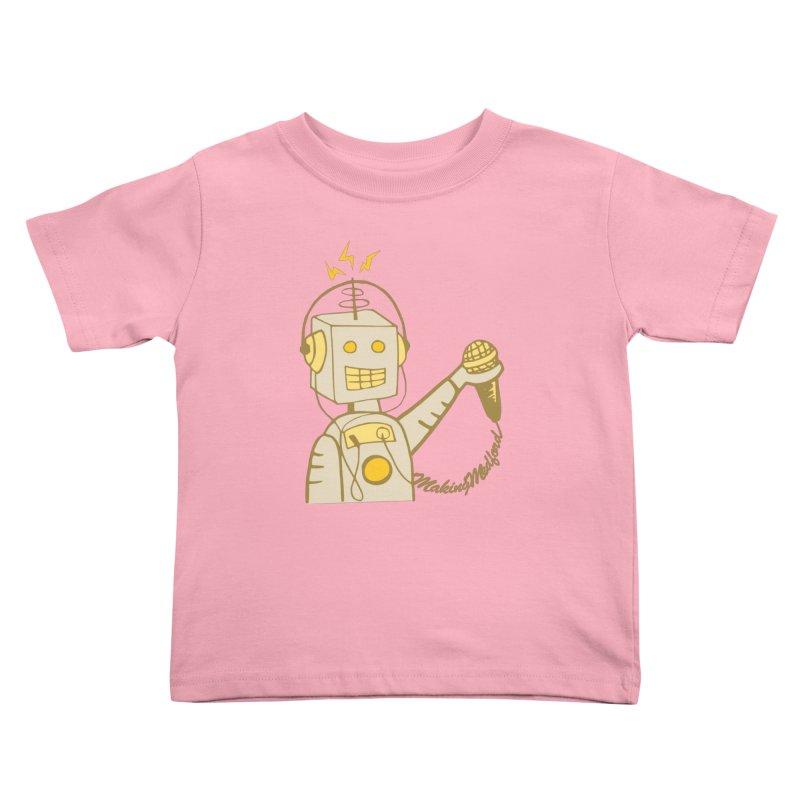 Making Medford Kids Toddler T-Shirt by Food & Stuffs