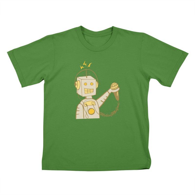 Making Medford Kids T-Shirt by Food & Stuffs