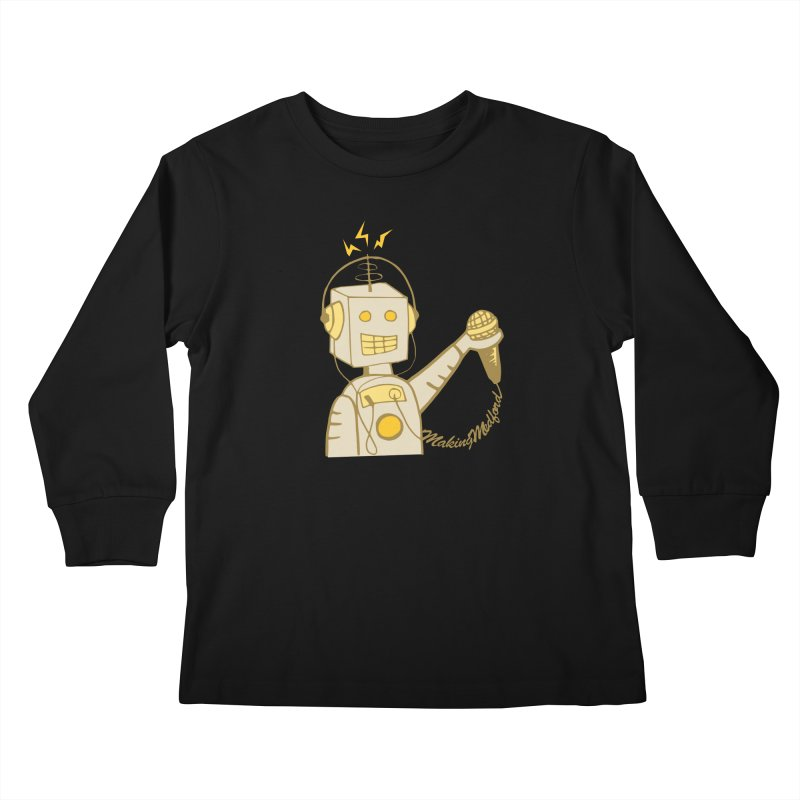Making Medford Kids Longsleeve T-Shirt by Food & Stuffs
