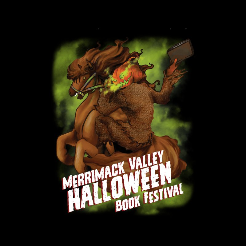Merrimack Valley Halloween Book Festival by catherinescully's Artist Shop