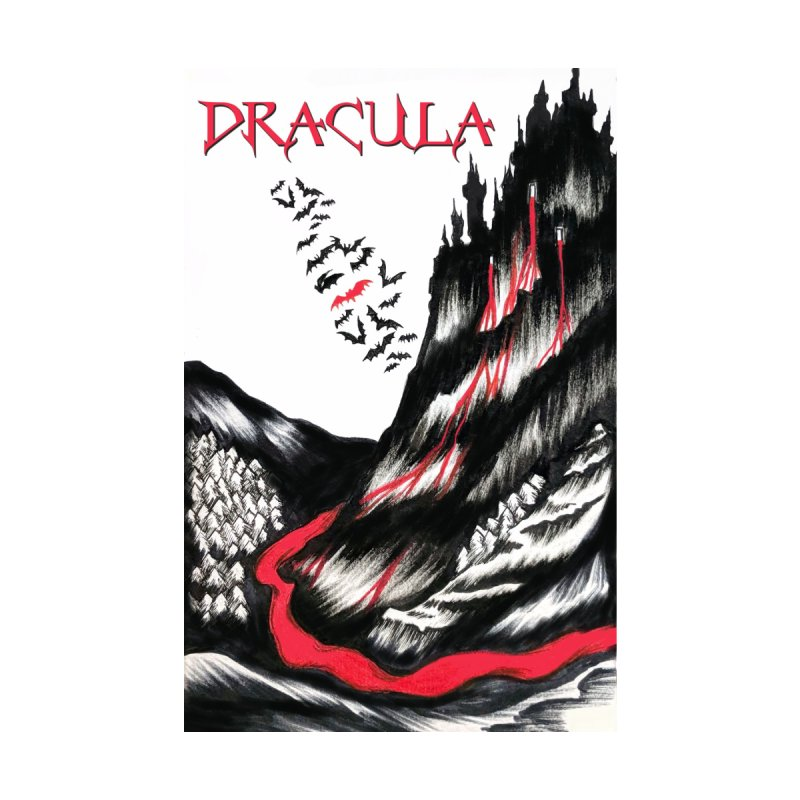 Dracula Cover by catherinescully's Artist Shop