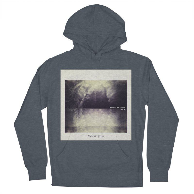 PHL3: Abstract Angel Women's Pullover Hoody by Catholic Metal Merch