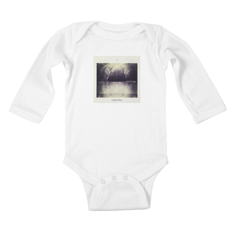 PHL3: Abstract Angel Kids Baby Longsleeve Bodysuit by Catholic Metal Merch