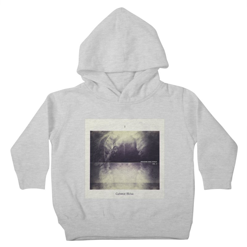 PHL3: Abstract Angel Kids Toddler Pullover Hoody by Catholic Metal Merch