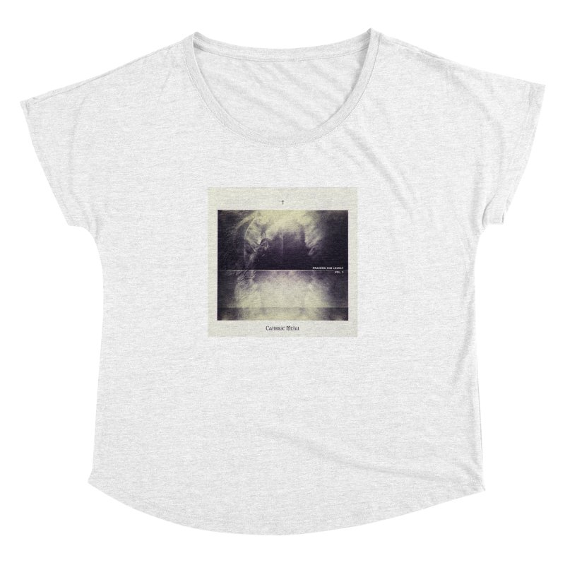 PHL3: Abstract Angel Women's Dolman by Catholic Metal Merch