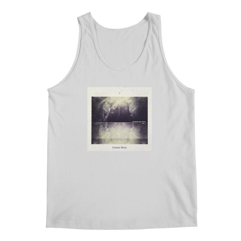 PHL3: Abstract Angel Men's Tank by Catholic Metal Merch