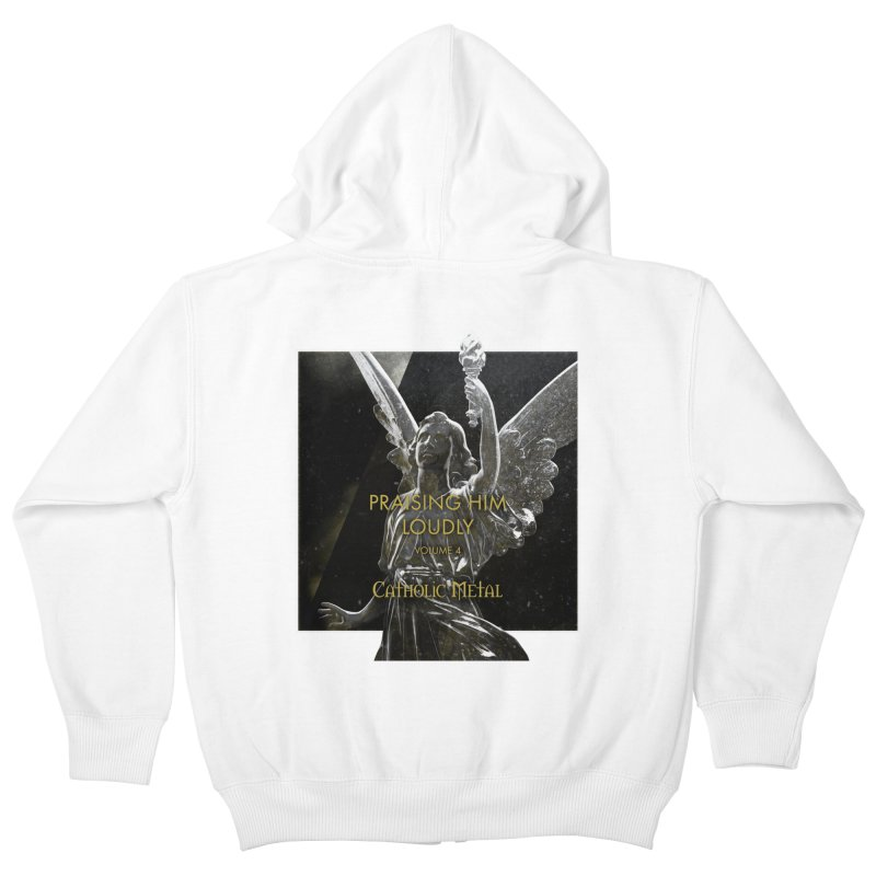 PHL4: Triumphant Angel   by Catholic Metal Merch