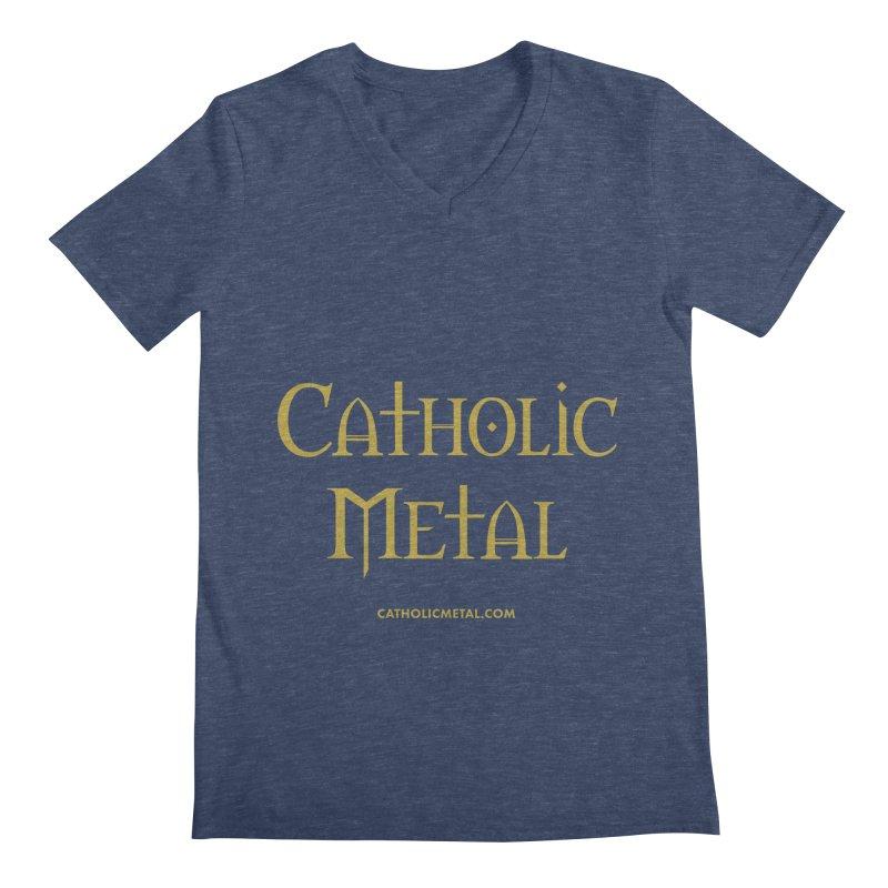 Catholic Metal Logo   by Catholic Metal Merch