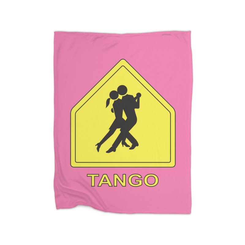 TANGO ZONE Home Blanket by CAT IN ORBIT Artist Shop