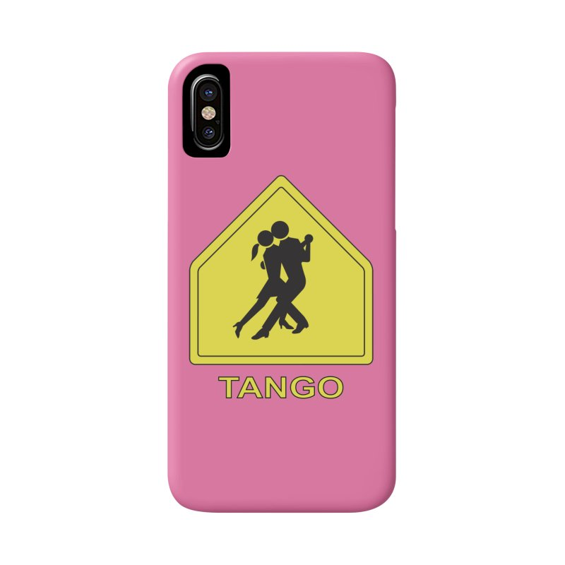 TANGO ZONE Accessories Phone Case by CAT IN ORBIT Artist Shop