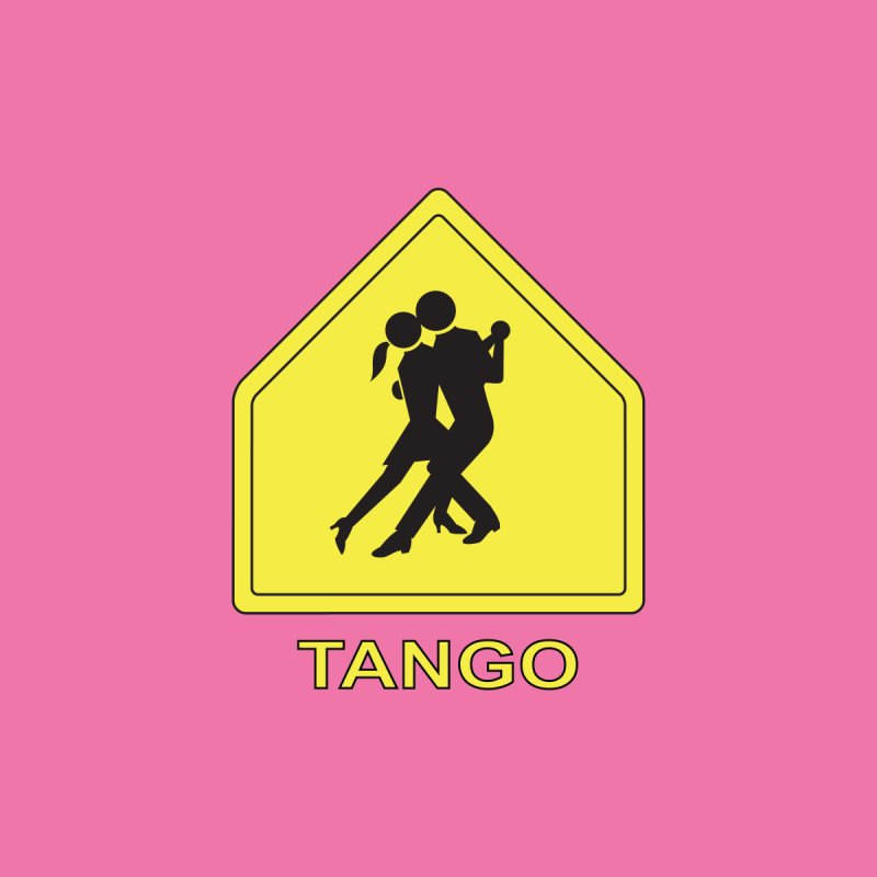 TANGO ZONE by CAT IN ORBIT Artist Shop