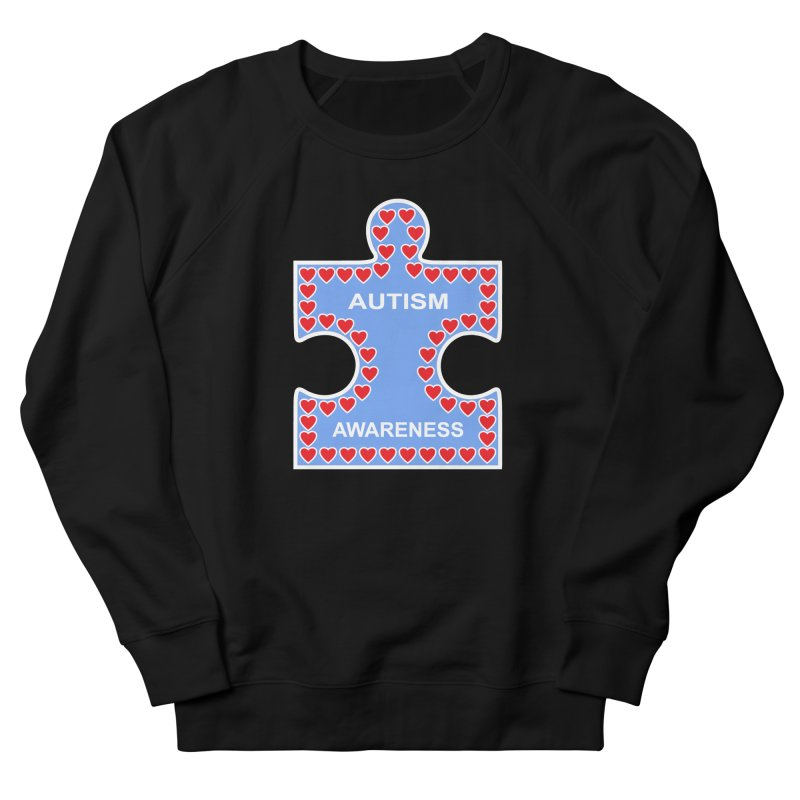 AUTISM AWARENESS Men's Sweatshirt by CAT IN ORBIT Artist Shop