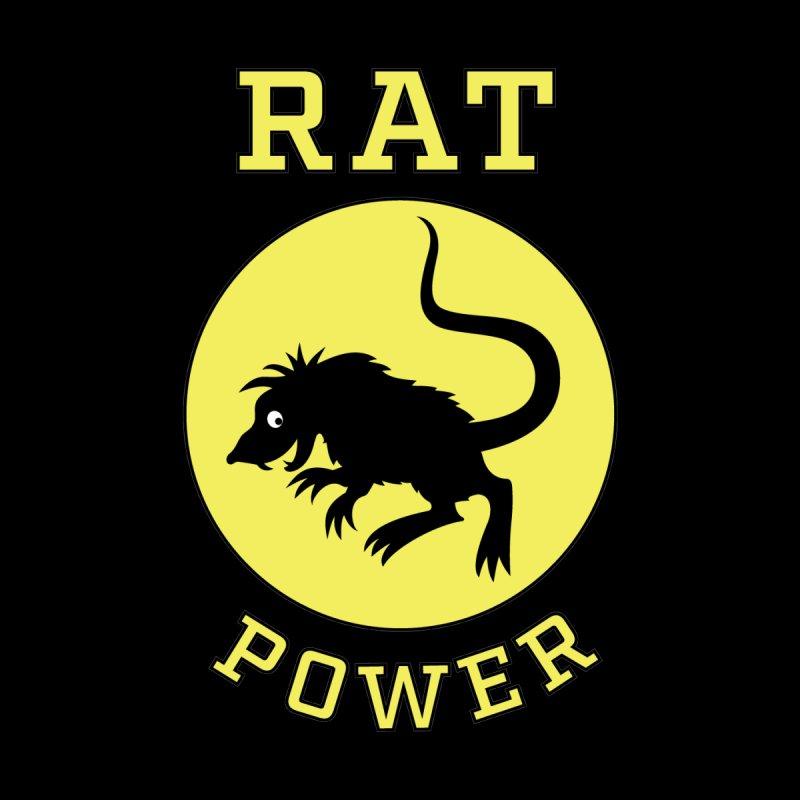 RAT POWER by CAT IN ORBIT Artist Shop