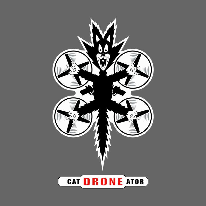 CAT-DRONE-ATOR by CAT IN ORBIT Artist Shop