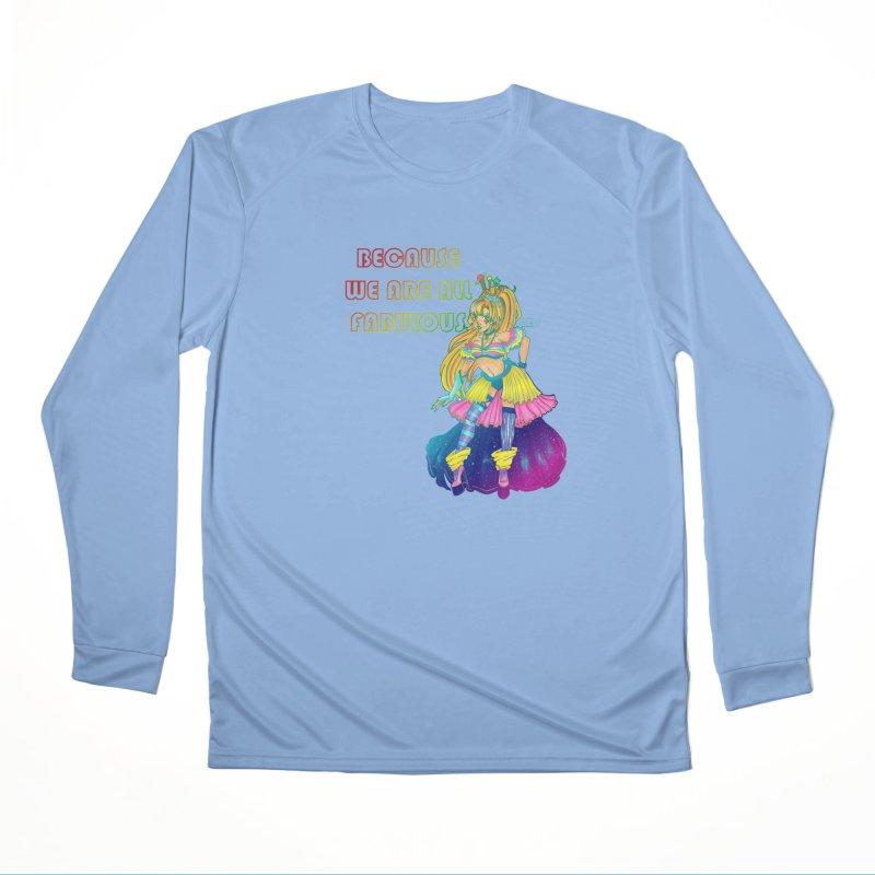 We Are Fabulous! Women's Longsleeve T-Shirt by catiworks's Artist Shop