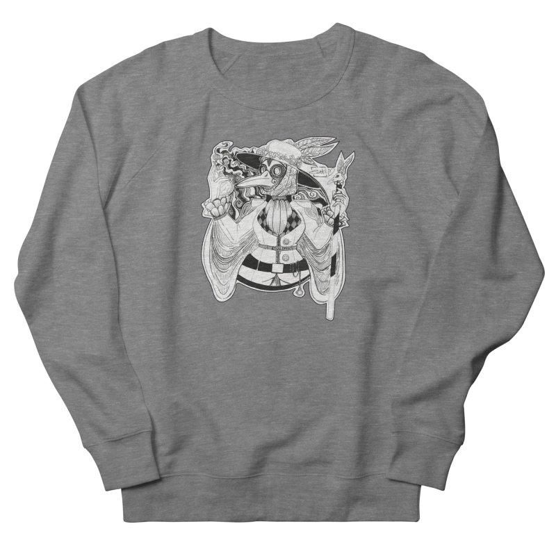 Masked Plague Doctor Women's Sweatshirt by catiworks's Artist Shop