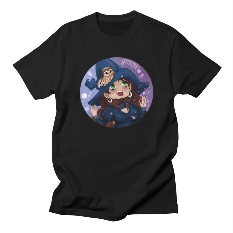 Cati's Halloween Special Men's T-Shirt by catiworks's Artist Shop