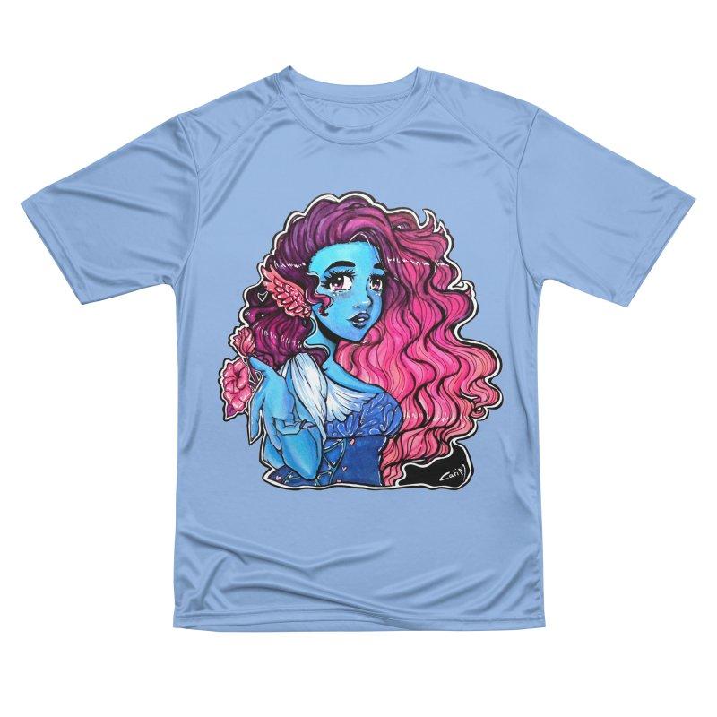 Air Goddess . Huevember Women's T-Shirt by catiworks's Artist Shop
