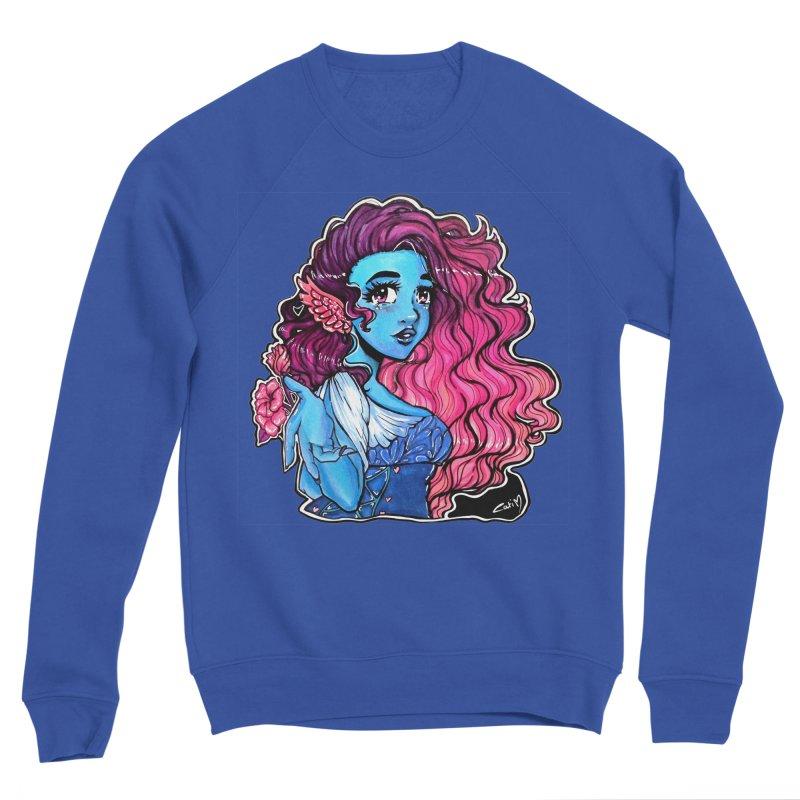 Air Goddess . Huevember Women's Sweatshirt by catiworks's Artist Shop