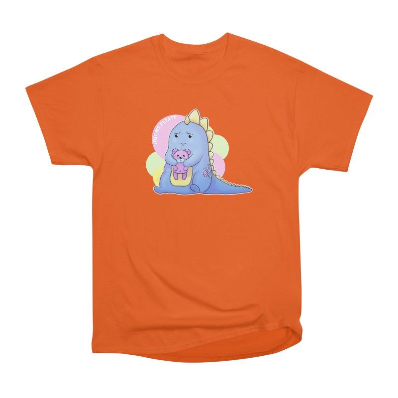 Sad Dino - Hug me Please Women's T-Shirt by catiworks's Artist Shop