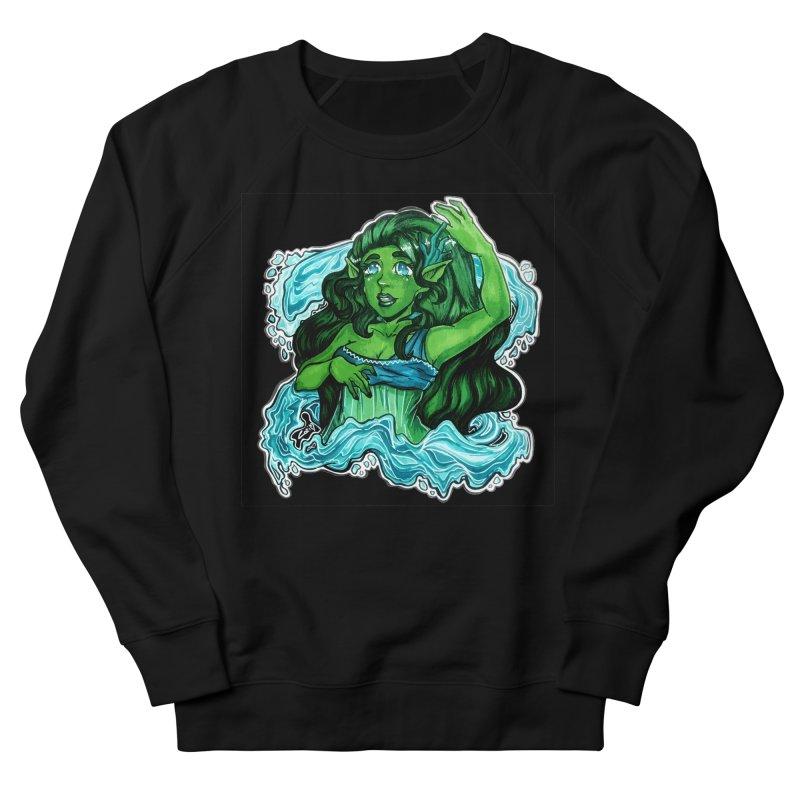 Water Bending Goddess Women's Sweatshirt by catiworks's Artist Shop