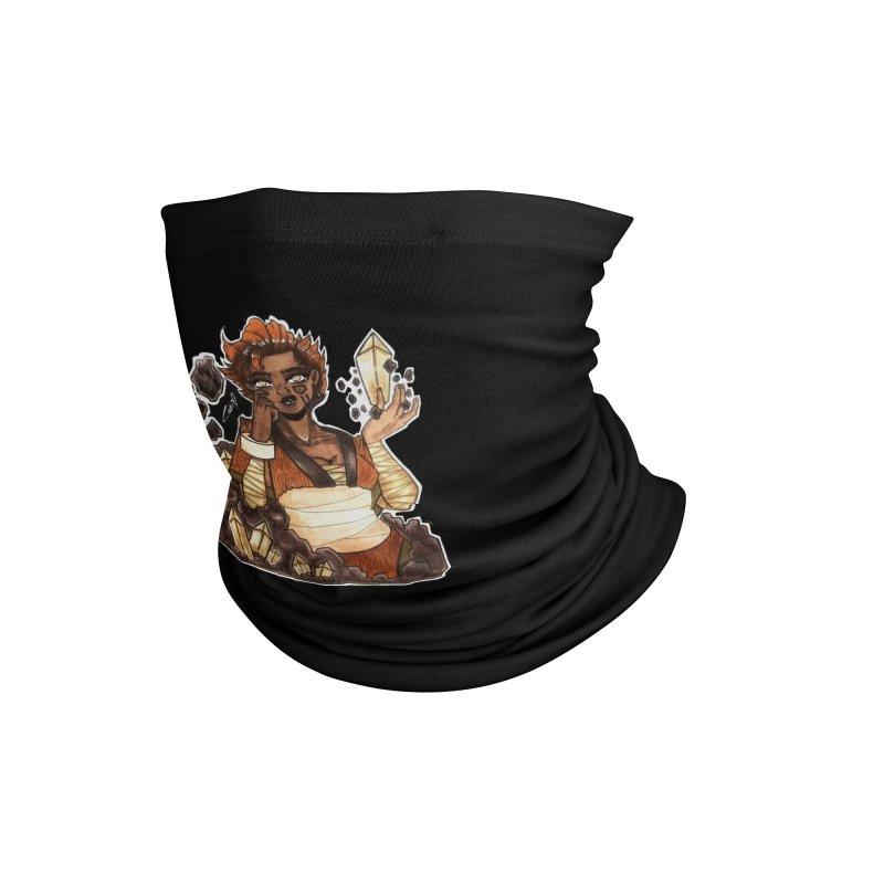 Rock Bending Diva Accessories Neck Gaiter by catiworks's Artist Shop