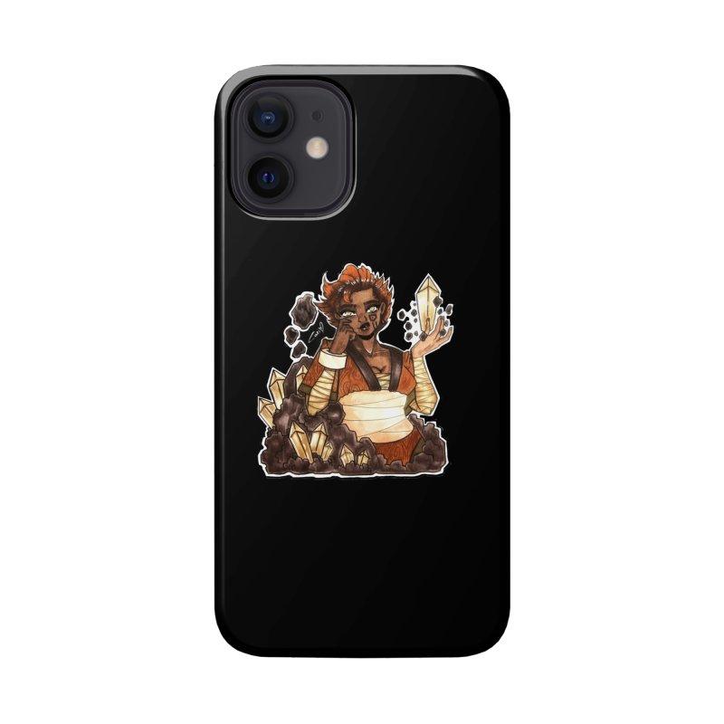 Rock Bending Diva Accessories Phone Case by catiworks's Artist Shop
