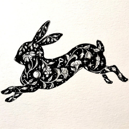 Logo for catmallard's Artist Shop