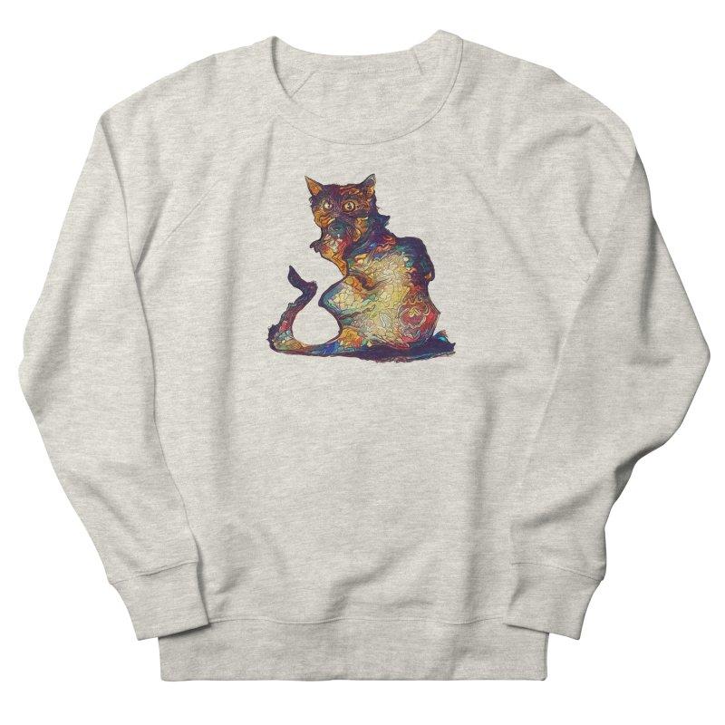 Bright and artsy Women's Sweatshirt by Catopathy