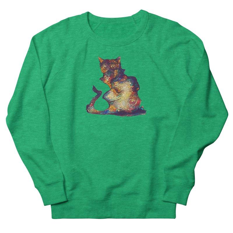 Bright and artsy Men's Sweatshirt by Catopathy
