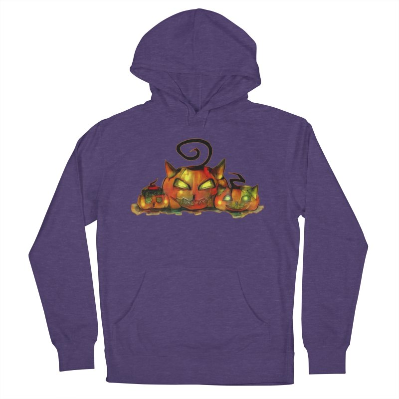 Halloween Women's Pullover Hoody by Catopathy