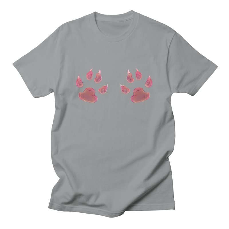 Paws Men's T-Shirt by Catopathy
