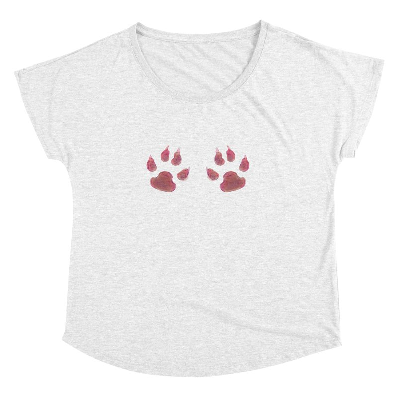 Paws Women's Dolman by Catopathy