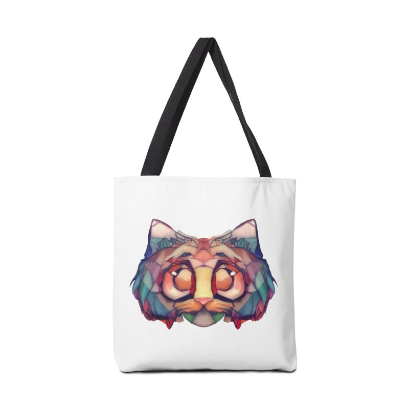 Flying Head Accessories Bag by Catopathy