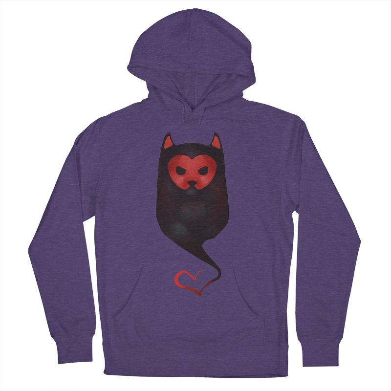 Mr. Valentine Women's Pullover Hoody by Catopathy