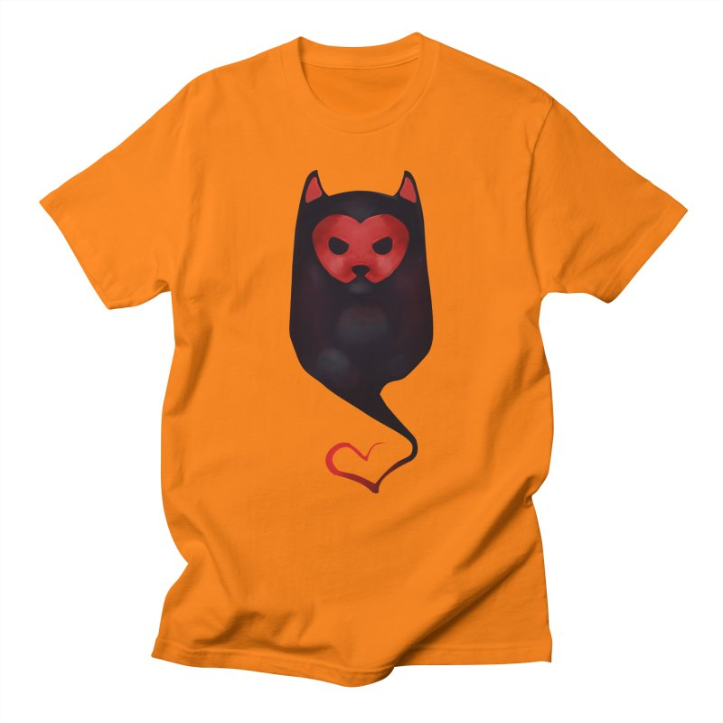 Mr. Valentine Women's Unisex T-Shirt by Catopathy