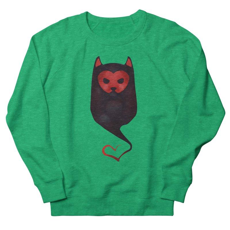 Mr. Valentine Women's Sweatshirt by Catopathy