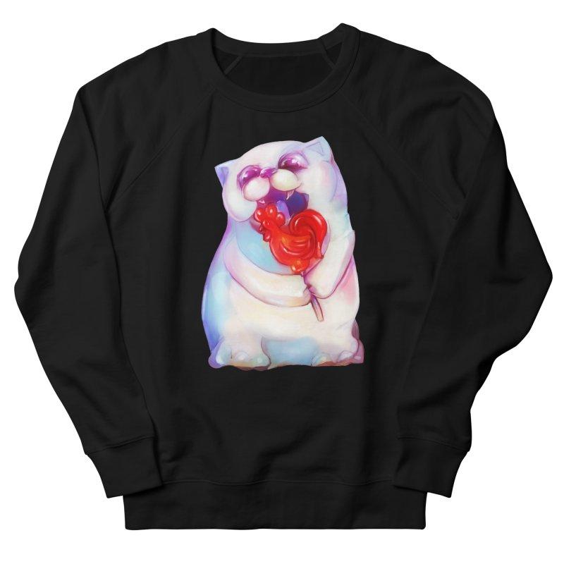 Yummy! Men's Sweatshirt by Catopathy