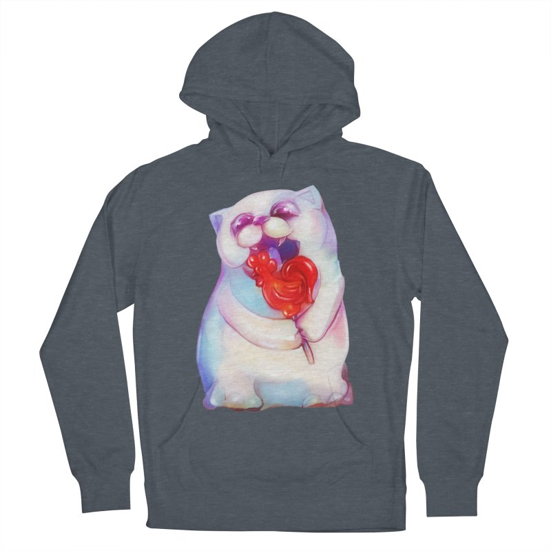 Yummy! Women's Pullover Hoody by Catopathy