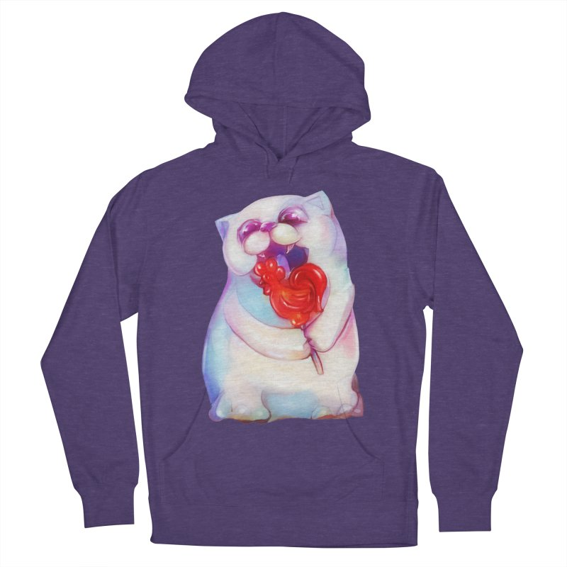 Yummy! Men's Pullover Hoody by Catopathy