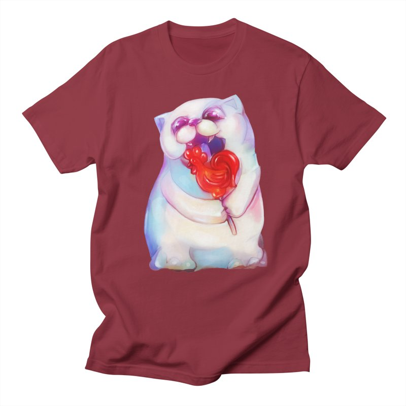 Yummy! Men's T-shirt by Catopathy