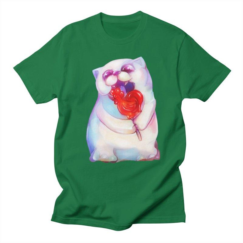 Yummy! Women's Unisex T-Shirt by Catopathy
