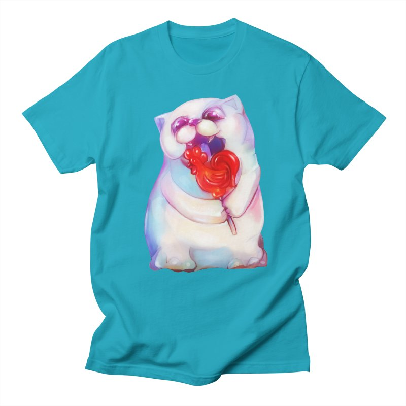 Yummy! Women's Unisex T-Shirt by Catopathy