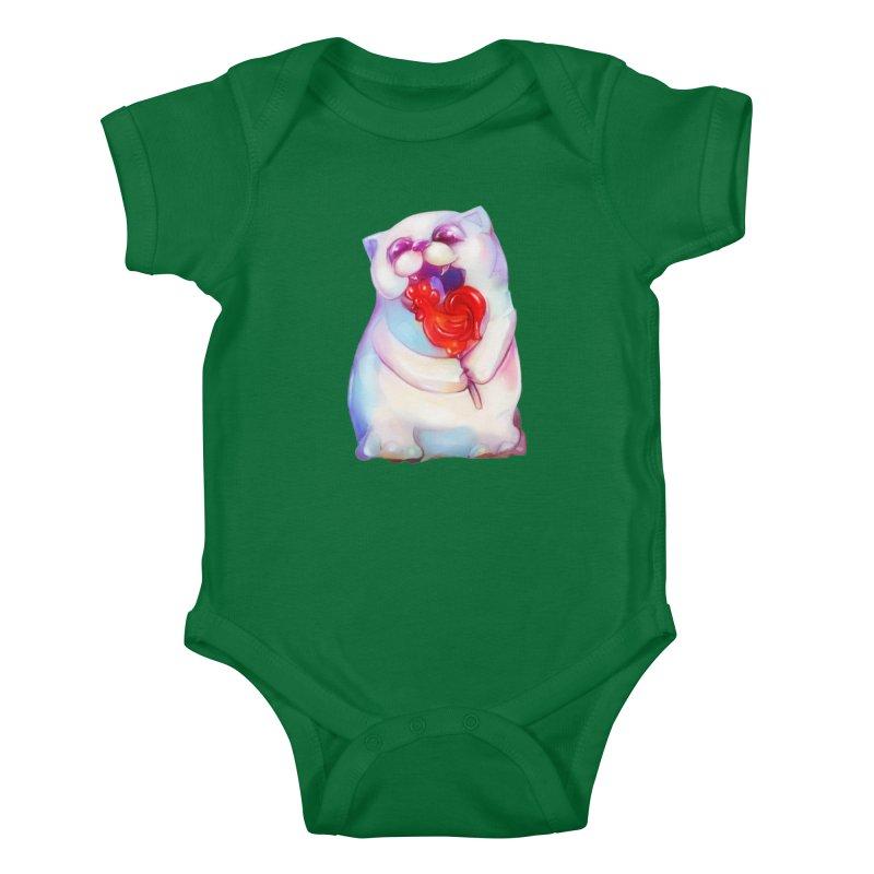 Yummy! Kids Baby Bodysuit by Catopathy