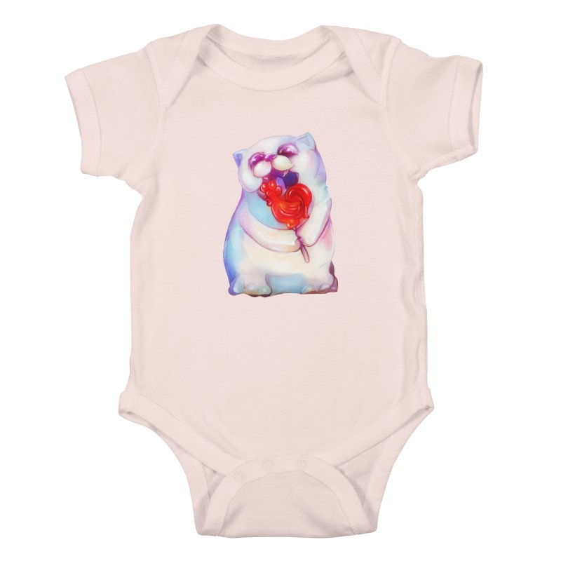 Yummy! Kids Baby Bodysuit by Catopathy