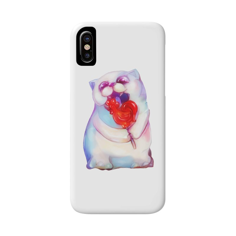 Yummy! Accessories Phone Case by Catopathy